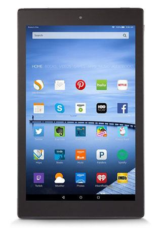 Mid-Range Tablet Amazon Fire HD 10