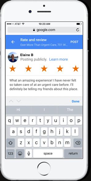 Get More Google Reviews • ReputationStacker for Google My