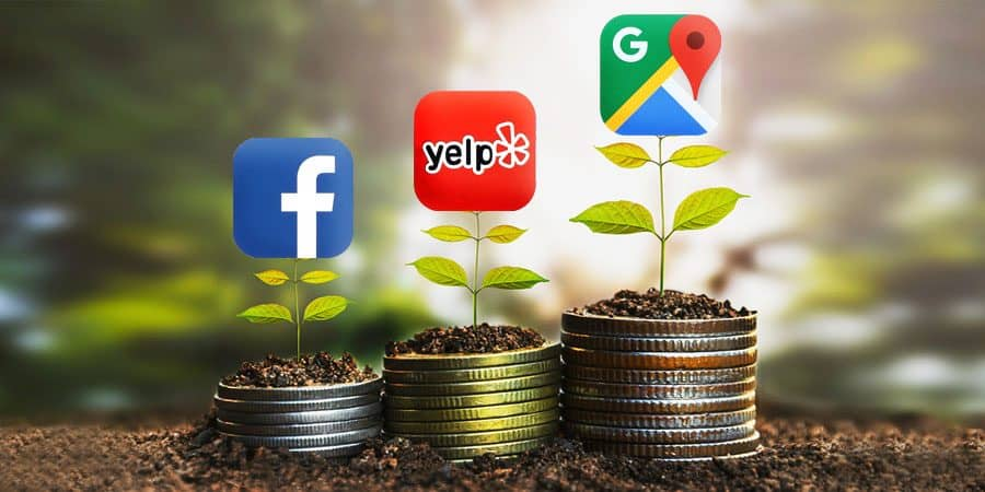 Get More Reviews on Google and Yelp