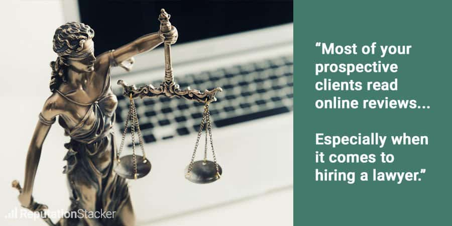 Online Reputation Management for Attorneys