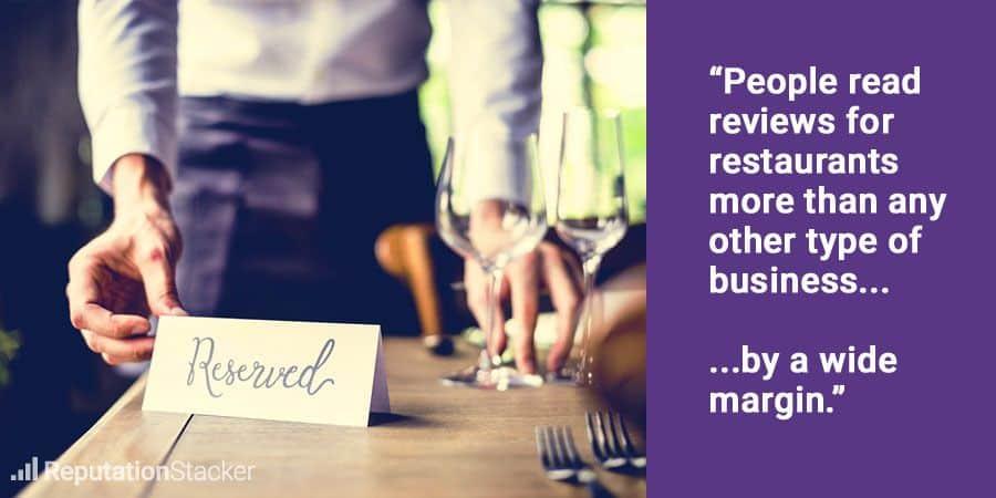 Restaurant Review Management