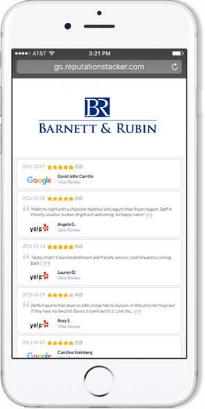 How Lawyers Get Their Clients to Write Online Reviews