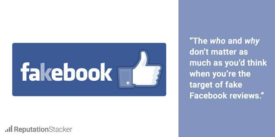 how to get a bad review removed from your facebook business page